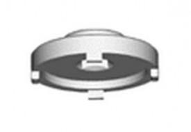 Chave para anel roscado Fiorino, Uno e Premio