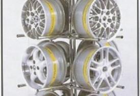 Expositor de rodas ( Capacidade p/16 peças)